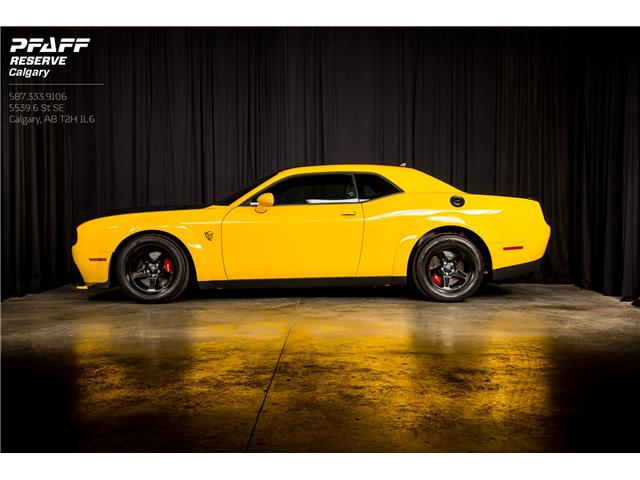 2018 Dodge Challenger SRT Demon (Stk: ) in Calgary - Image 1 of 21