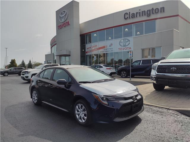 2021 Toyota Corolla LE (Stk: 21022) in Bowmanville - Image 1 of 7