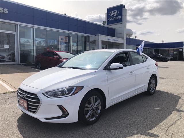 2018 Hyundai Elantra GL (Stk: 11668P) in Scarborough - Image 1 of 18