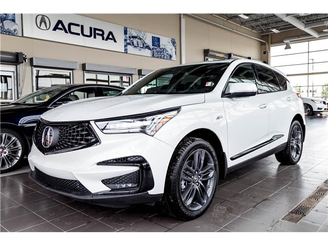 2021 Acura RDX A-Spec (Stk: 60007) in Saskatoon - Image 1 of 27