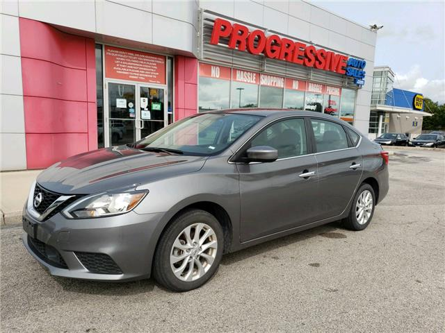 2019 Nissan Sentra 1.8 S (Stk: KY208950) in Sarnia - Image 1 of 7