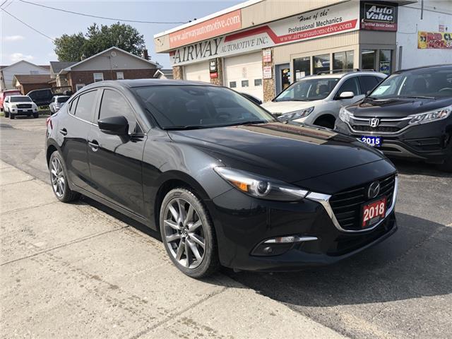 2018 Mazda Mazda3 GT (Stk: -) in Garson - Image 1 of 10