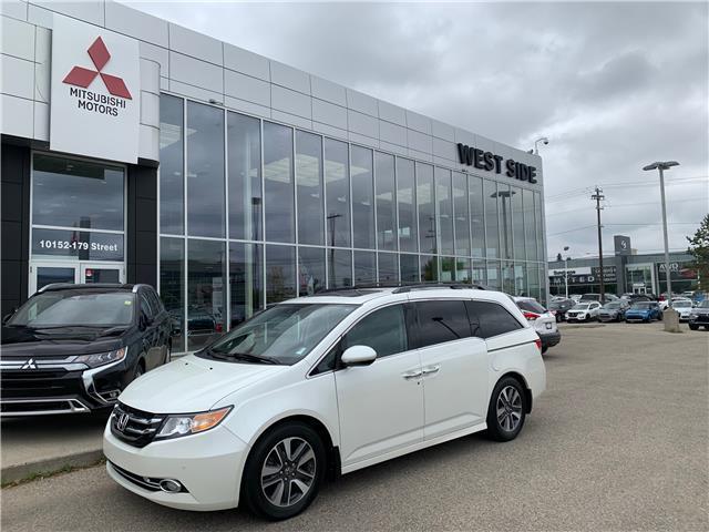 2014 Honda Odyssey Touring (Stk: BM3890A) in Edmonton - Image 1 of 30