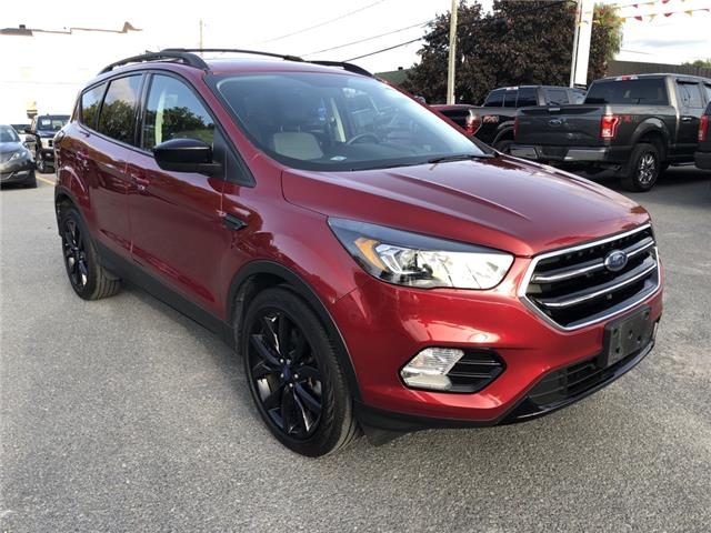 2017 Ford Escape SE (Stk: 20280B) in Cornwall - Image 1 of 27