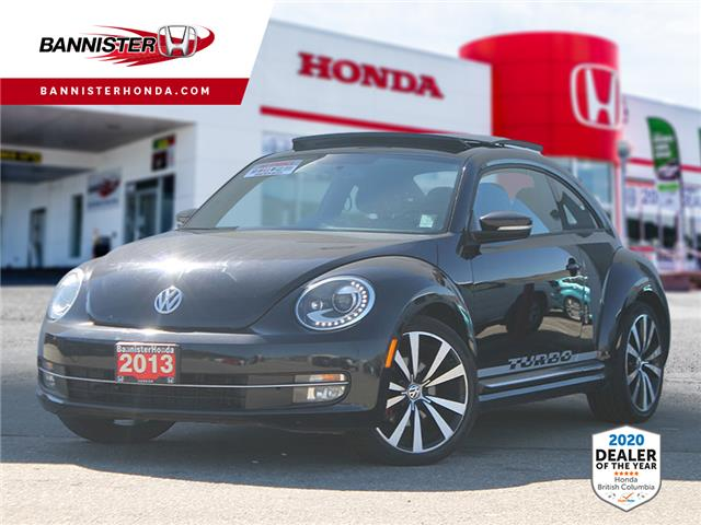 2013 Volkswagen Beetle Super Beetle (Stk: 19-341A) in Vernon - Image 1 of 11