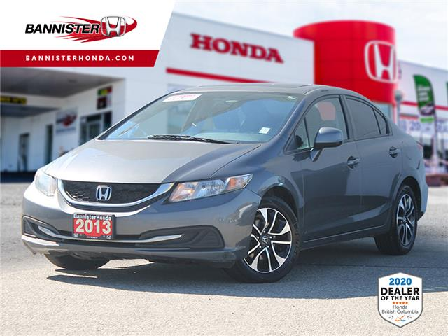 2013 Honda Civic EX (Stk: 20-186A) in Vernon - Image 1 of 12