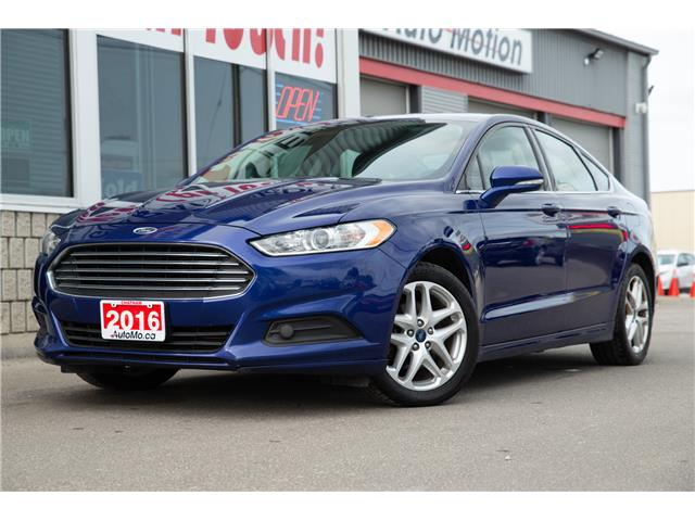 2016 Ford Fusion SE (Stk: T20419) in Chatham - Image 1 of 21