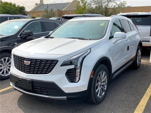 2021 Cadillac XT4 Premium Luxury (Stk: K1D020) in Mississauga - Image 1 of 5
