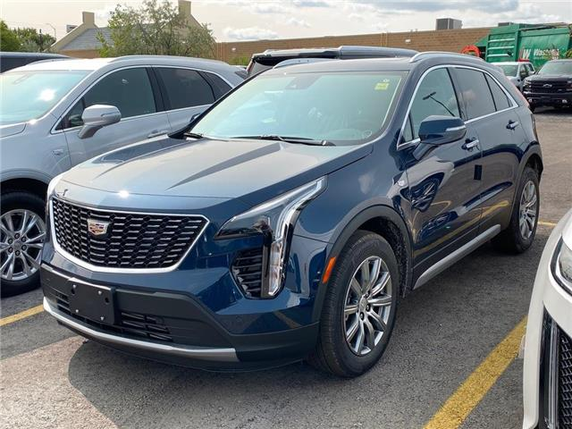 2021 Cadillac XT4 Premium Luxury (Stk: K1D019) in Mississauga - Image 1 of 5