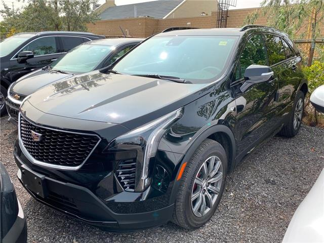 2021 Cadillac XT4 Sport (Stk: K1D009) in Mississauga - Image 1 of 5