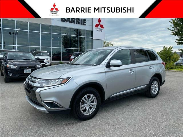 2018 Mitsubishi Outlander ES (Stk: JA4AZ2) in Barrie - Image 1 of 25