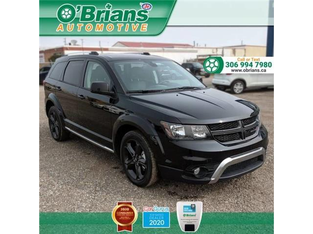 2019 Dodge Journey Crossroad (Stk: 13746A) in Saskatoon - Image 1 of 24