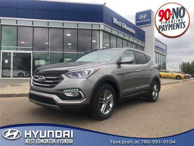 2018 Hyundai Santa Fe Sport 2.4 Base (Stk: 4815A) in Edmonton - Image 1 of 20