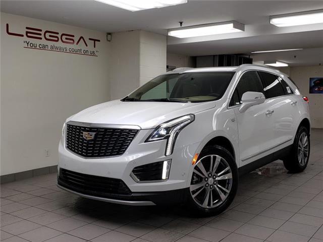 2021 Cadillac XT5 Premium Luxury (Stk: 219511) in Burlington - Image 1 of 21