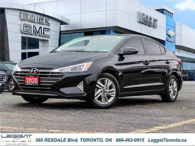 2020 Hyundai Elantra Preferred (Stk: 143879A) in Etobicoke - Image 1 of 30