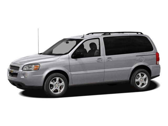 2009 Chevrolet Uplander  (Stk: 10347L) in Creston - Image 1 of 2