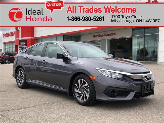 2017 Honda Civic EX (Stk: 67093) in Mississauga - Image 1 of 22