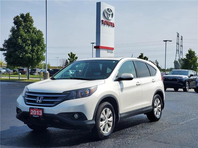 2013 Honda CR-V EX (Stk: P2527A) in Bowmanville - Image 1 of 4