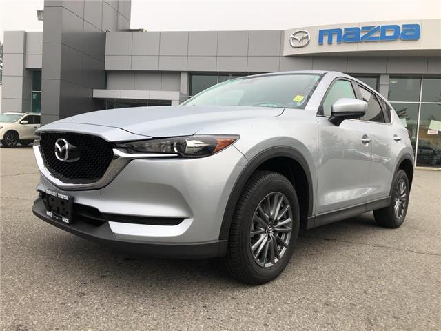 2017 Mazda CX-5 GS (Stk: P4326) in Surrey - Image 1 of 15