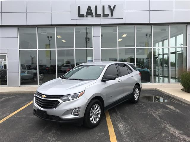 2019 Chevrolet Equinox Remote start, heated seats, Back-up Camera (Stk: 00183A) in Tilbury - Image 1 of 23