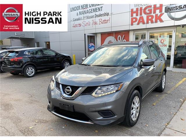 2016 Nissan Rogue S (Stk: U1681) in Toronto - Image 1 of 20