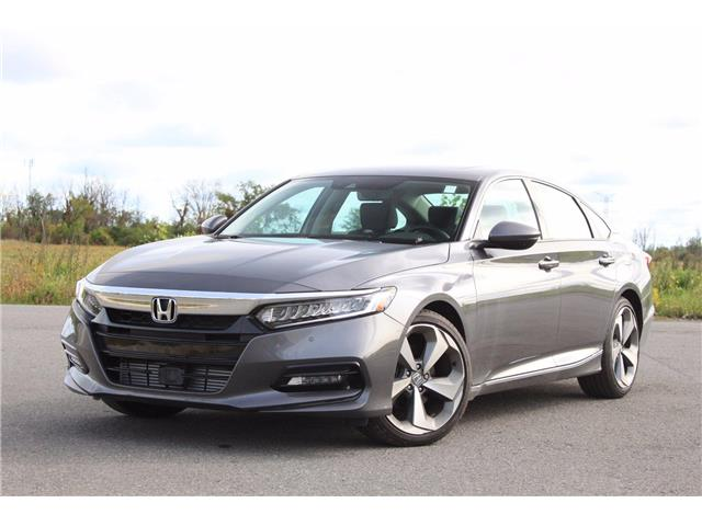 2019 Honda Accord Touring 2.0T (Stk: 191296) in Orléans - Image 1 of 24