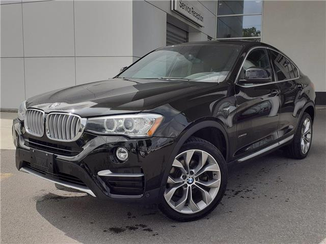 2018 BMW X4 xDrive28i (Stk: 13843A) in Gloucester - Image 1 of 27