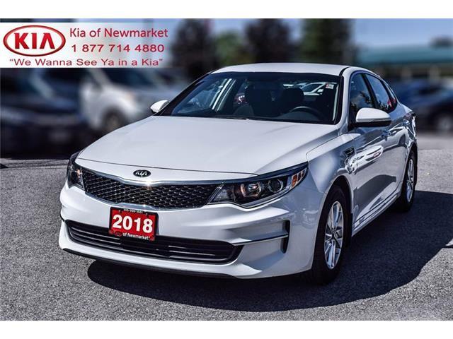 2018 Kia Optima LX (Stk: P1223) in Newmarket - Image 1 of 19