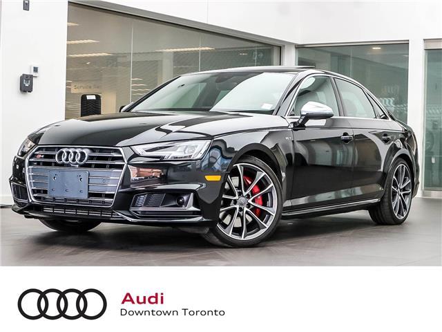 2018 Audi S4 3.0T Technik (Stk: P3923) in Toronto - Image 1 of 7