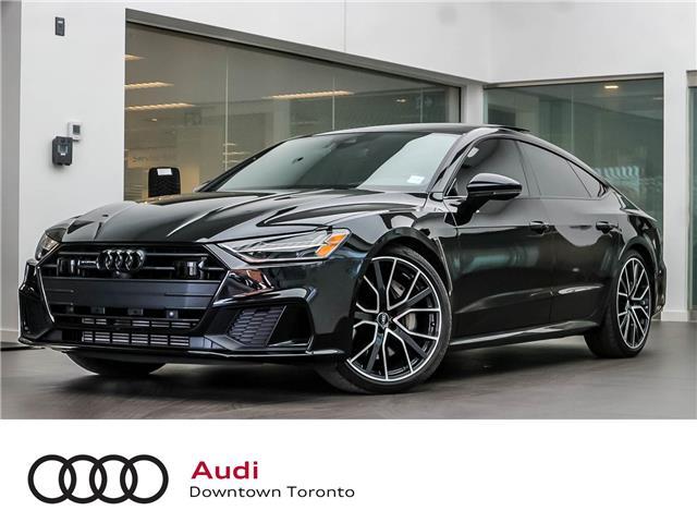2019 Audi A7 55 Technik (Stk: 200554A) in Toronto - Image 1 of 29
