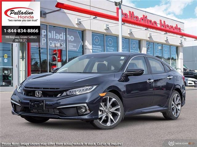 2020 Honda Civic Touring (Stk: 22750) in Greater Sudbury - Image 1 of 23
