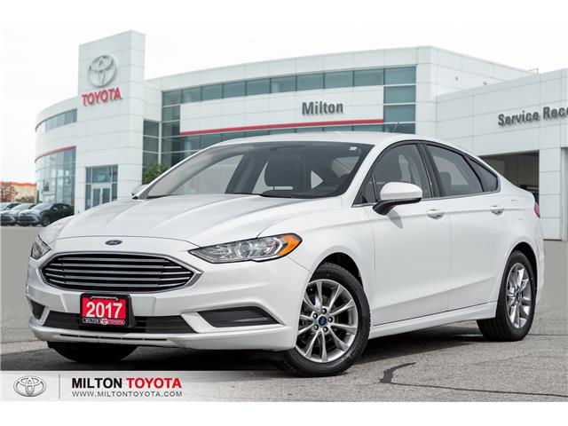 2017 Ford Fusion SE (Stk: 172569) in Milton - Image 1 of 18