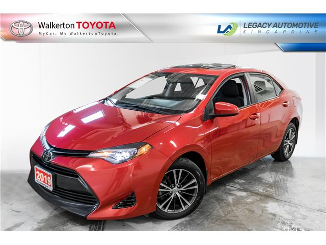 2019 Toyota Corolla LE (Stk: P9007) in Walkerton - Image 1 of 17