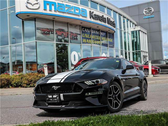 2018 Ford Mustang  (Stk: 11453A) in Ottawa - Image 1 of 8