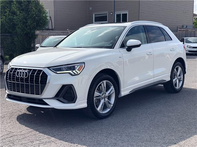 2020 Audi Q3 45 Progressiv (Stk: 21026) in Rockland - Image 1 of 27
