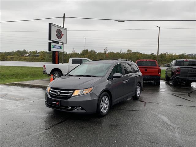 2017 Honda Odyssey EX-L (Stk: 65331) in Sudbury - Image 1 of 22