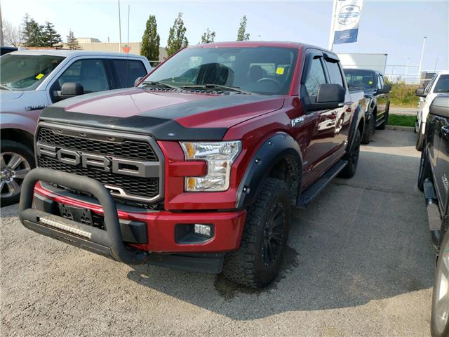 2017 Ford F-150 XLT (Stk: U0744B) in Barrie - Image 1 of 5