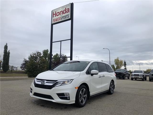 2019 Honda Odyssey EX-L (Stk: 20-117A) in Grande Prairie - Image 1 of 17
