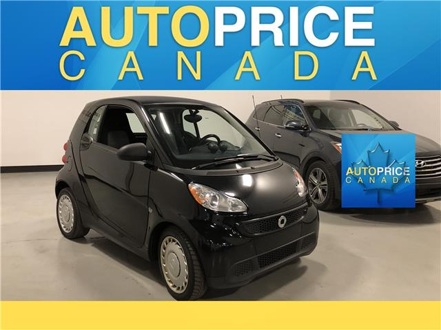 2013 Smart Fortwo Passion (Stk: H8595) in Mississauga - Image 1 of 16