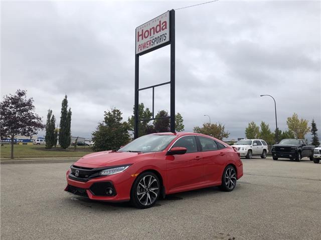 2019 Honda Civic Si Base (Stk: 19-252A) in Grande Prairie - Image 1 of 17