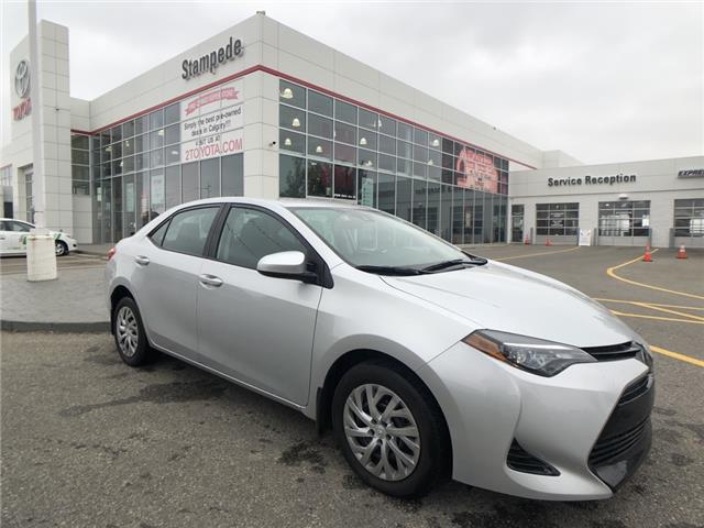 2018 Toyota Corolla LE (Stk: 9207A) in Calgary - Image 1 of 10