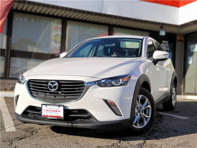2017 Mazda CX-3 GS (Stk: 2008253) in Waterloo - Image 1 of 21
