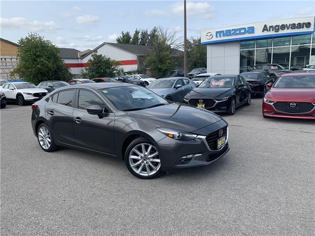2017 Mazda Mazda3 GT (Stk: 1677) in Peterborough - Image 1 of 13