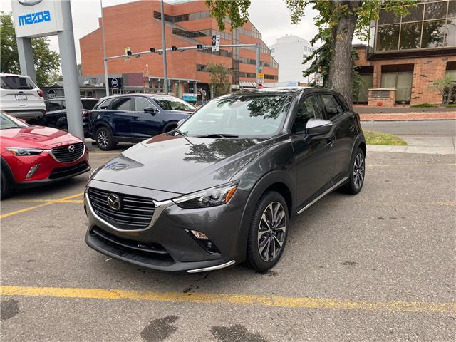 2019 Mazda CX-3 GT JM1DKFD70K0441846 N3116 in Calgary