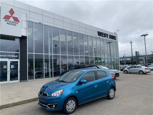 2020 Mitsubishi Mirage SE (Stk: M20160) in Edmonton - Image 1 of 24