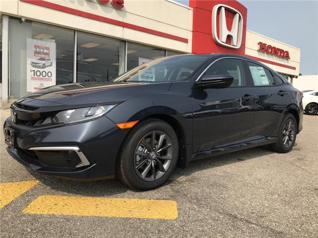 2020 Honda Civic EX w/New Wheel Design (Stk: 20157) in Simcoe - Image 1 of 22