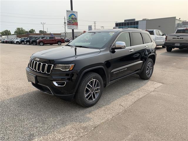 2020 Jeep Grand Cherokee Limited (Stk: N04753) in Chatham - Image 1 of 16