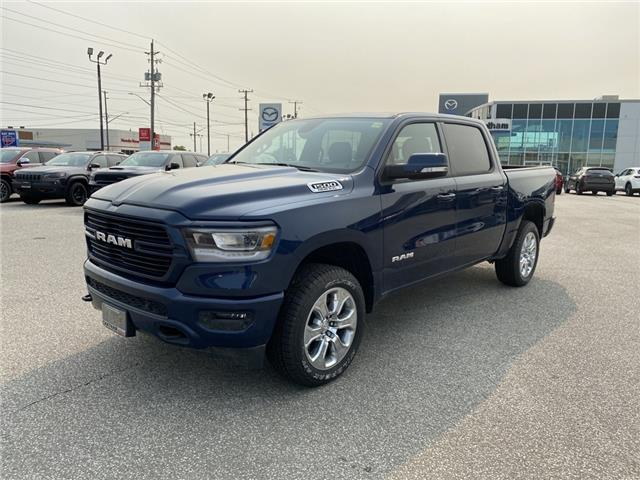 2020 RAM 1500 Big Horn (Stk: N04744) in Chatham - Image 1 of 15