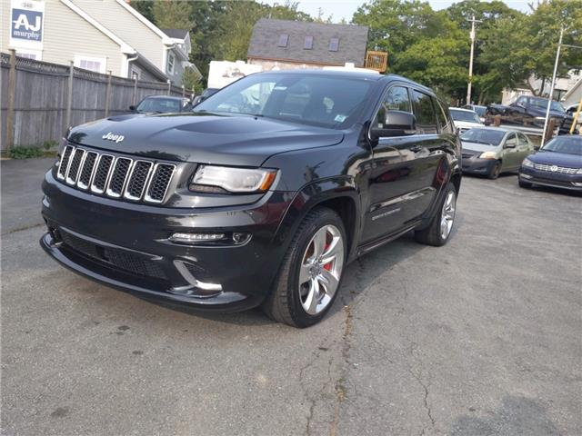 2014 Jeep Grand Cherokee SRT (Stk: ) in Dartmouth - Image 1 of 24
