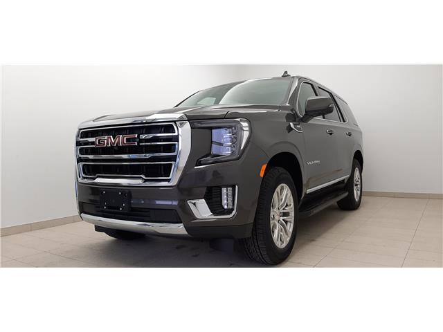 2021 GMC Yukon SLT (Stk: 11196) in Sudbury - Image 1 of 14